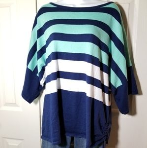 New without tags(NWOT) Striped sweater